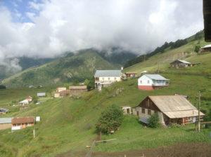 Georgien-Reise Tuschetien Chewsuretien